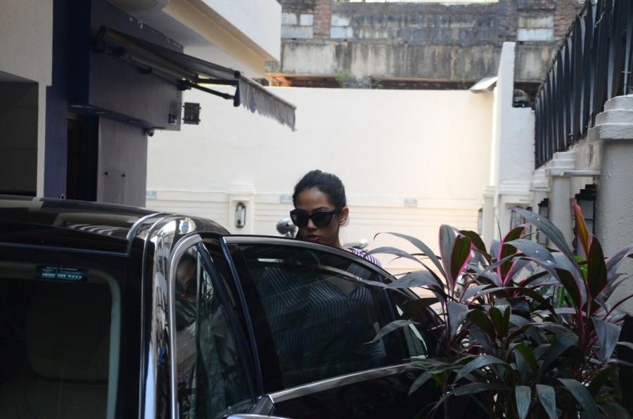 Malaika Arora,Malaika Arora Khan,Malaika Arora spotted at gym,Malaika Arora at gym,Malaika Arora hits gym
