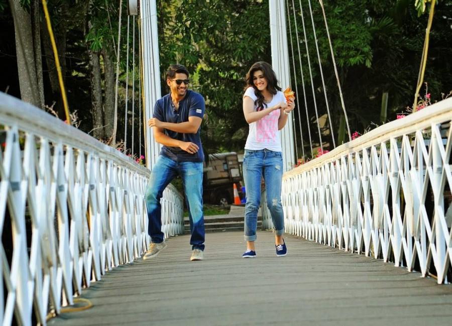 Dohchay,telugu movie Dohchay,Naga Chaitanya,Kriti Sanon,Dohchay movie stills,Dohchay movie pics,Dohchay movie photos
