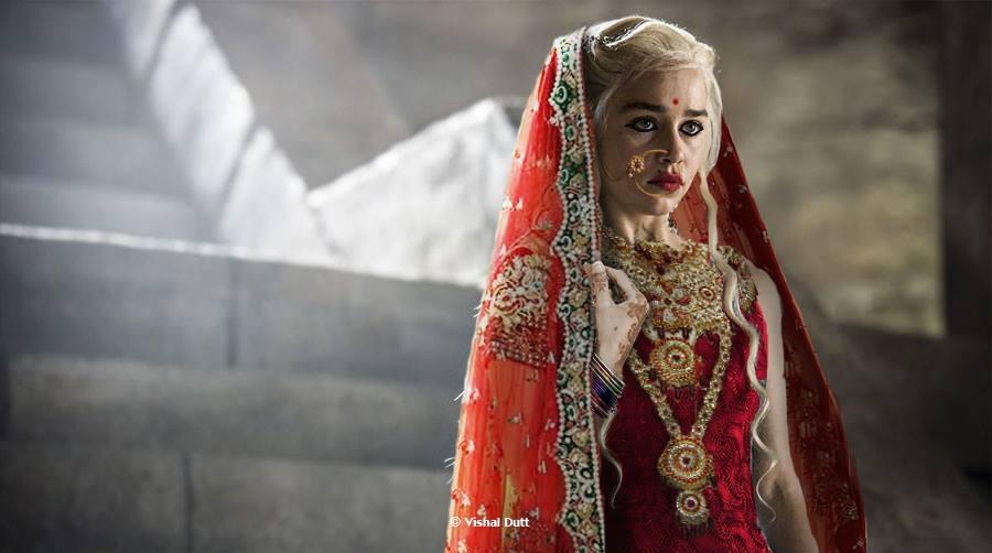 Daenerys Targaryen of 'Game of Thrones'