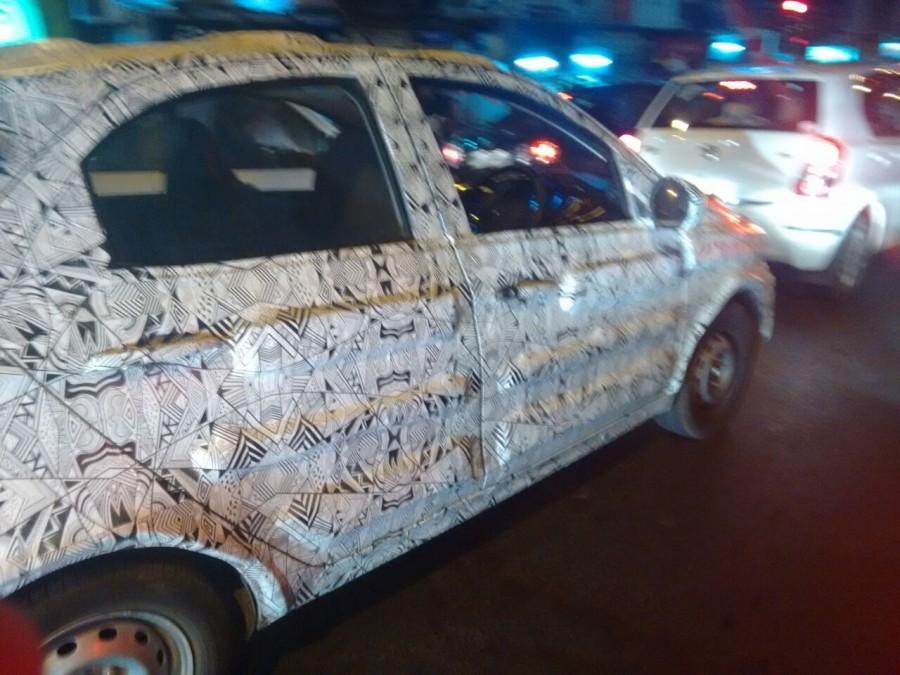 Tata Kite Hatchback