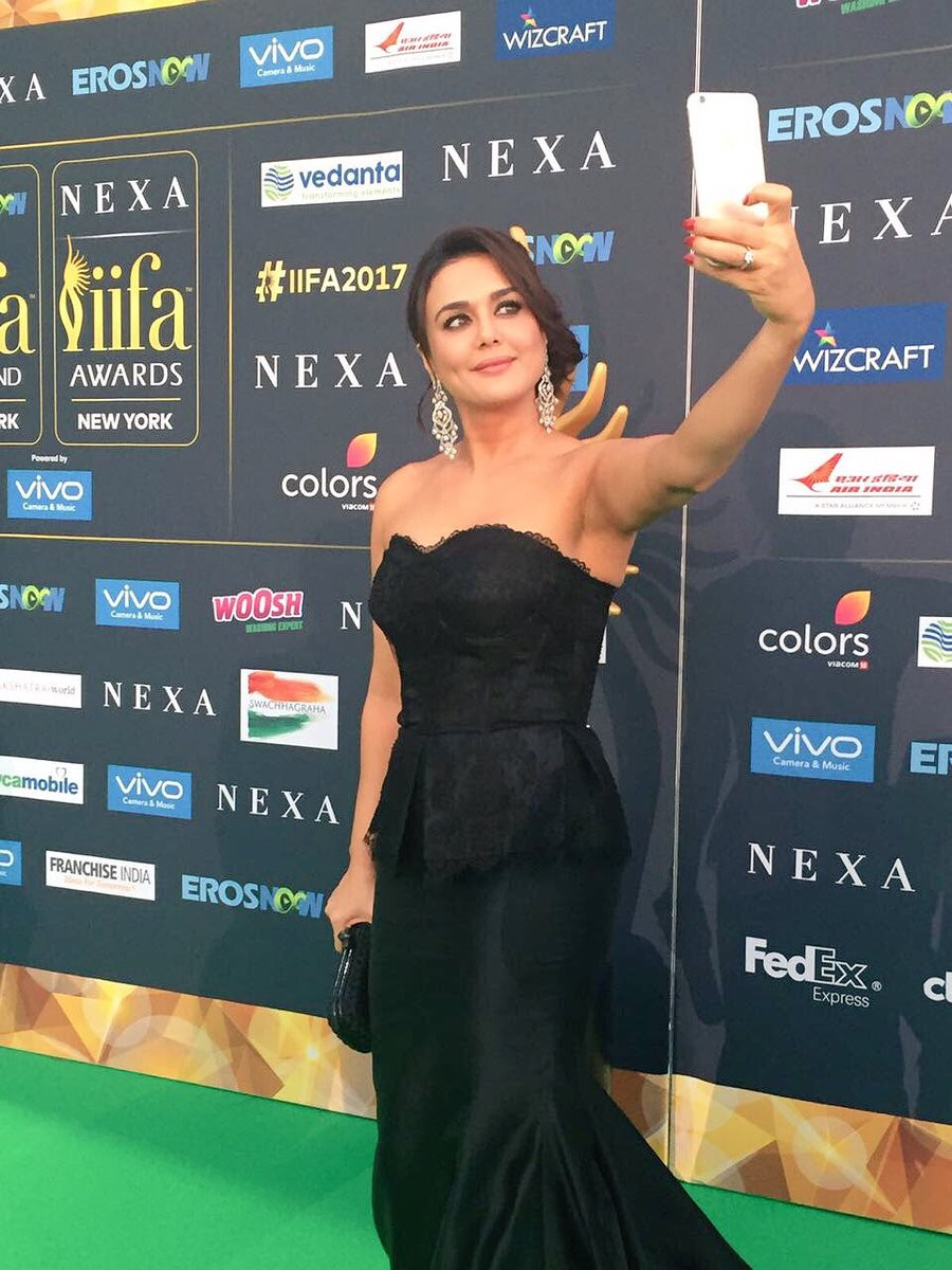 IIFA 2017 best dressed celeb