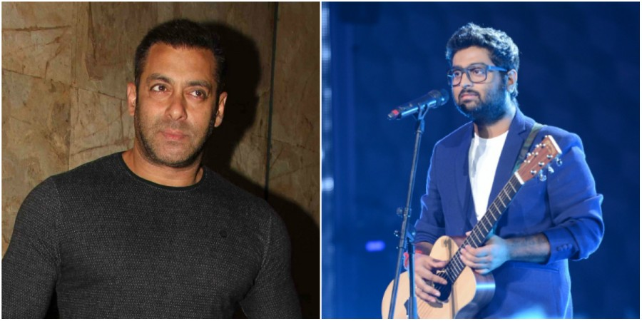 Salman Khan once again scraps Arijit Singh for Rahat Fateh Ali Khan?