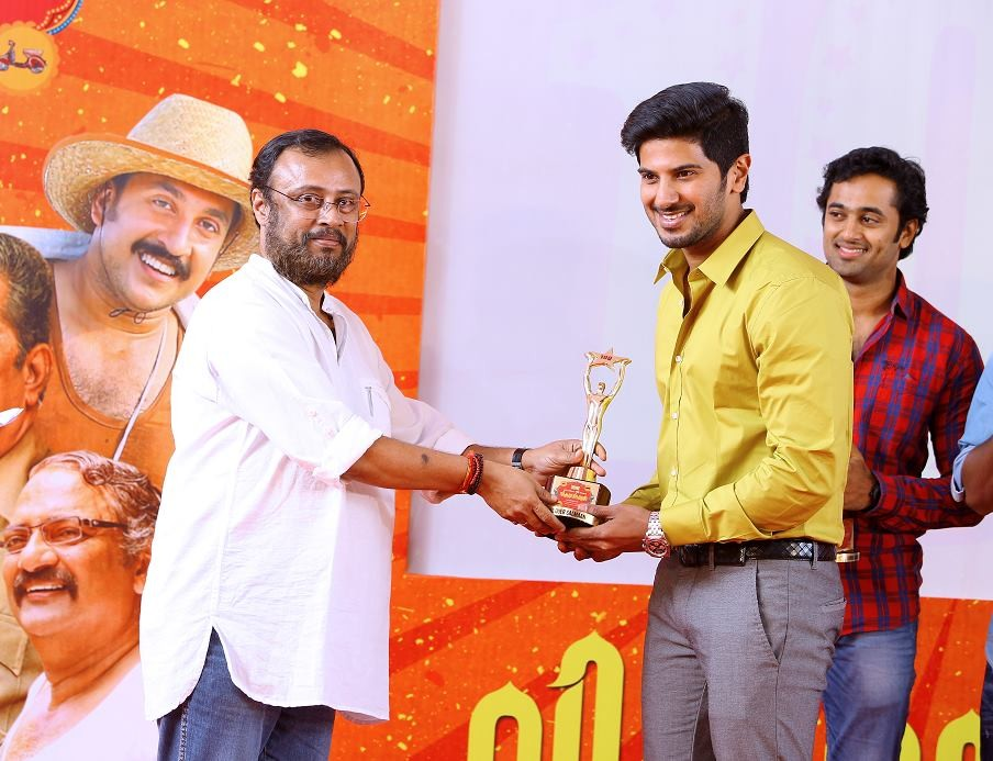 Lal Jose and Dulquer Salmaan