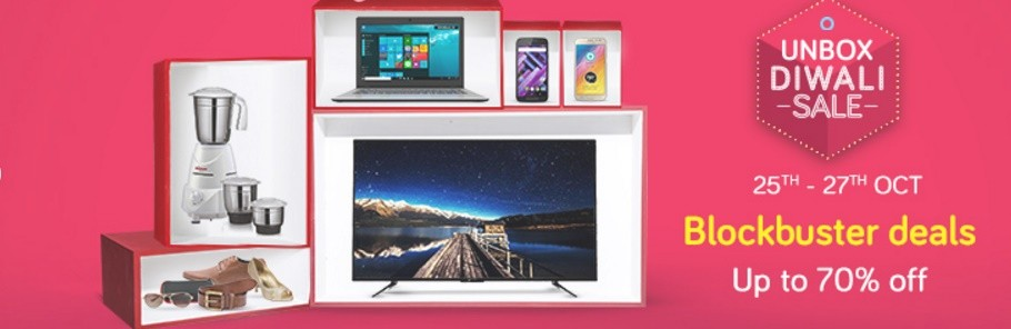 Snapdeal Unbox Diwali offers Day 1: YU Yunique Plus at 29% discount, Micromax TV at 50%, Xiaomi Redmi Note 3 and more