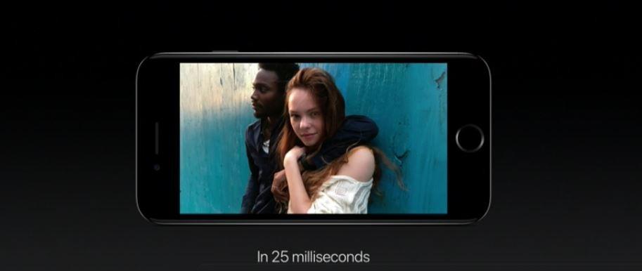 Apple iPhone 7 model