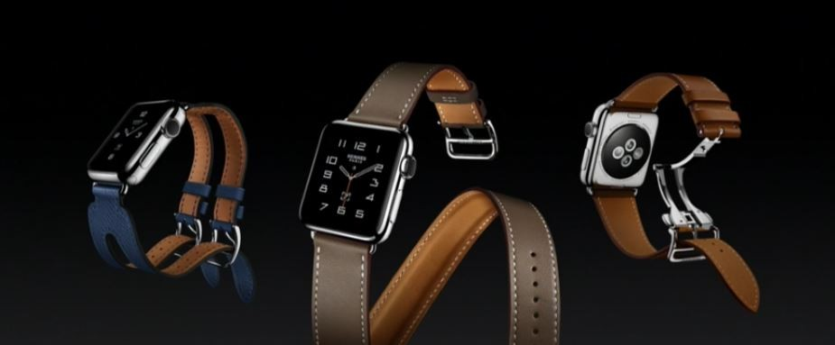 Apple Watch 2 series Hermes collection