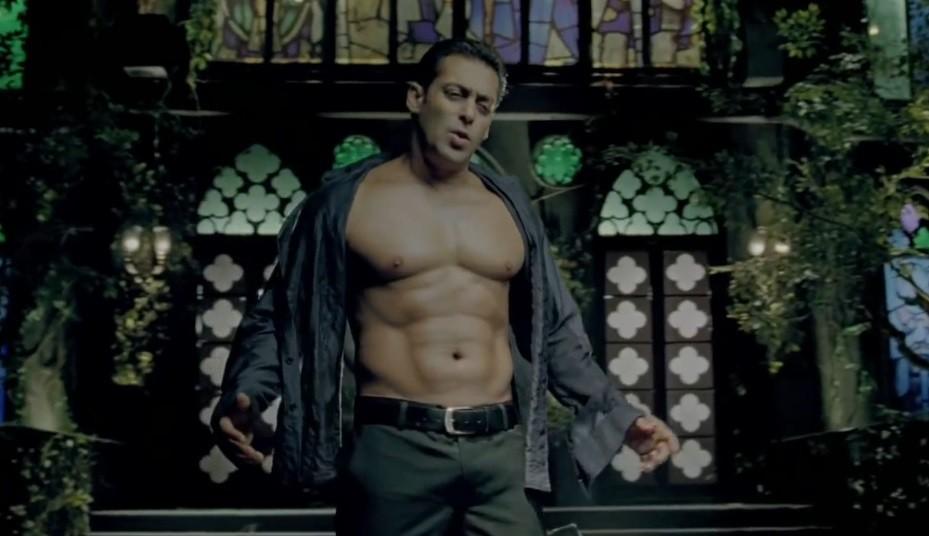 Salman Khan in Bodyguard
