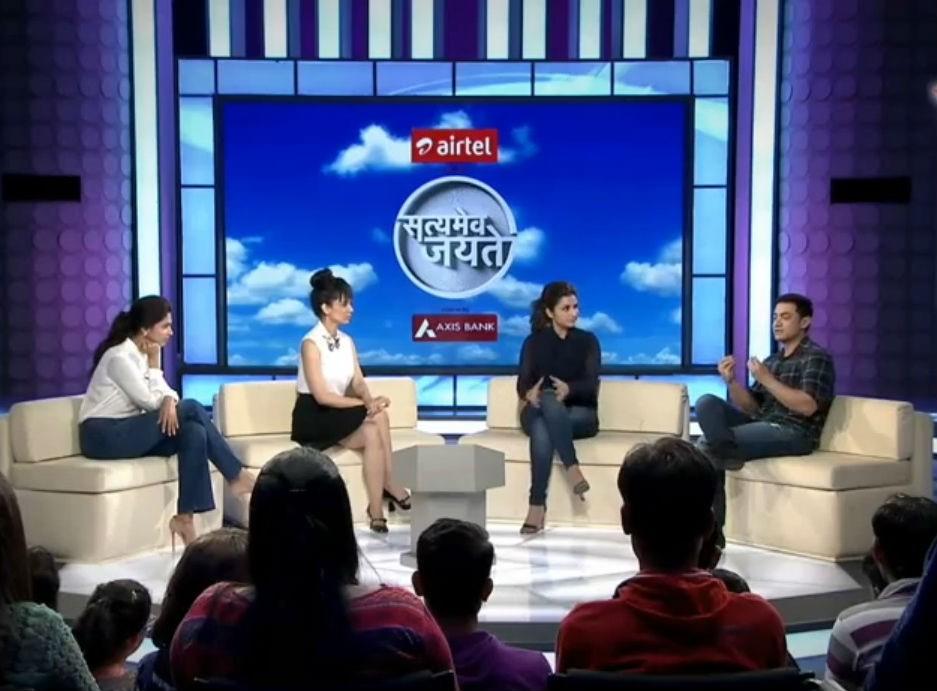 Aamir Khan's Satyameva Jayate 3: Deepika, Kangana and Parineeti Talk About Mr Right on Last Episode