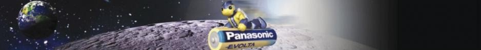 Panasonic battery