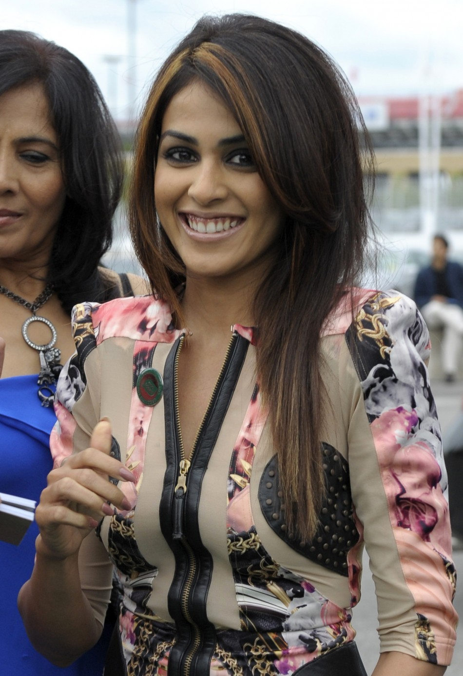 Genelia D'Souza: From 'Boys' Chirpy Girl to 'Force'ful Stardom Genelia D Souza In Life Partner
