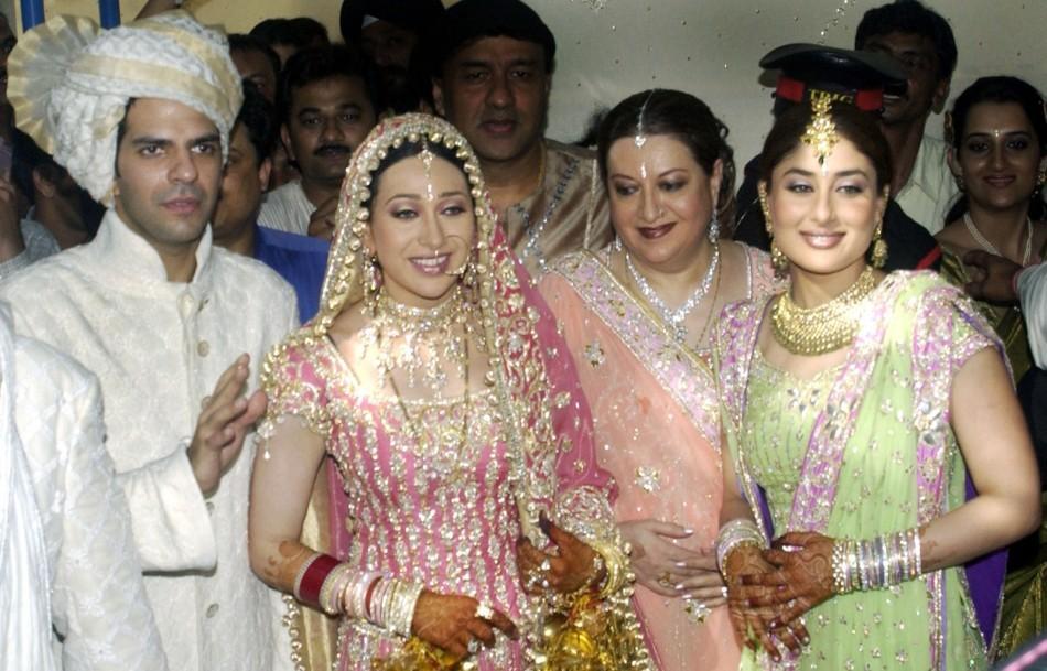 Karisma Kapoor.