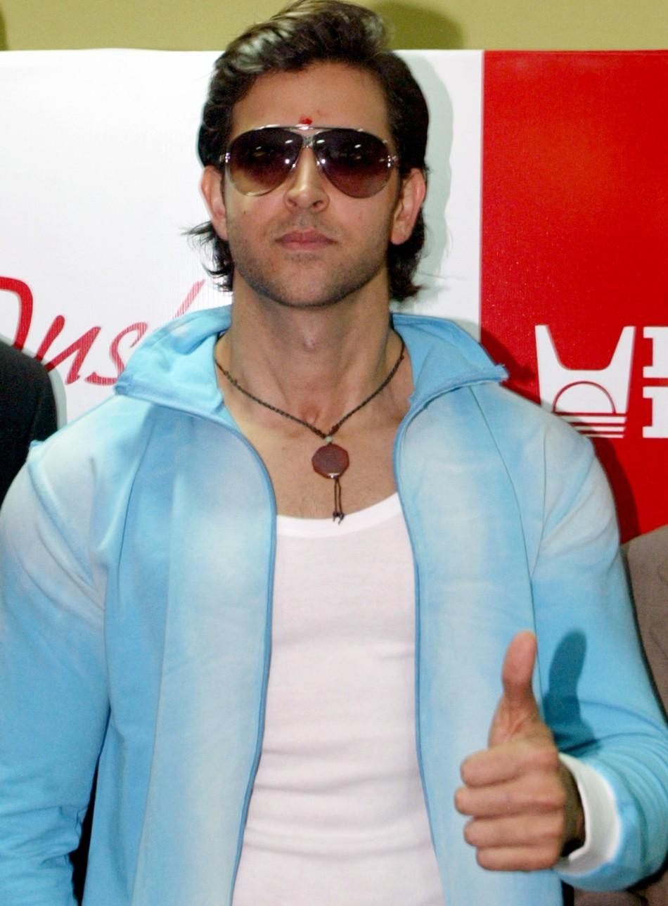 Bollywood actor Hrithik Roshan (Reuters)