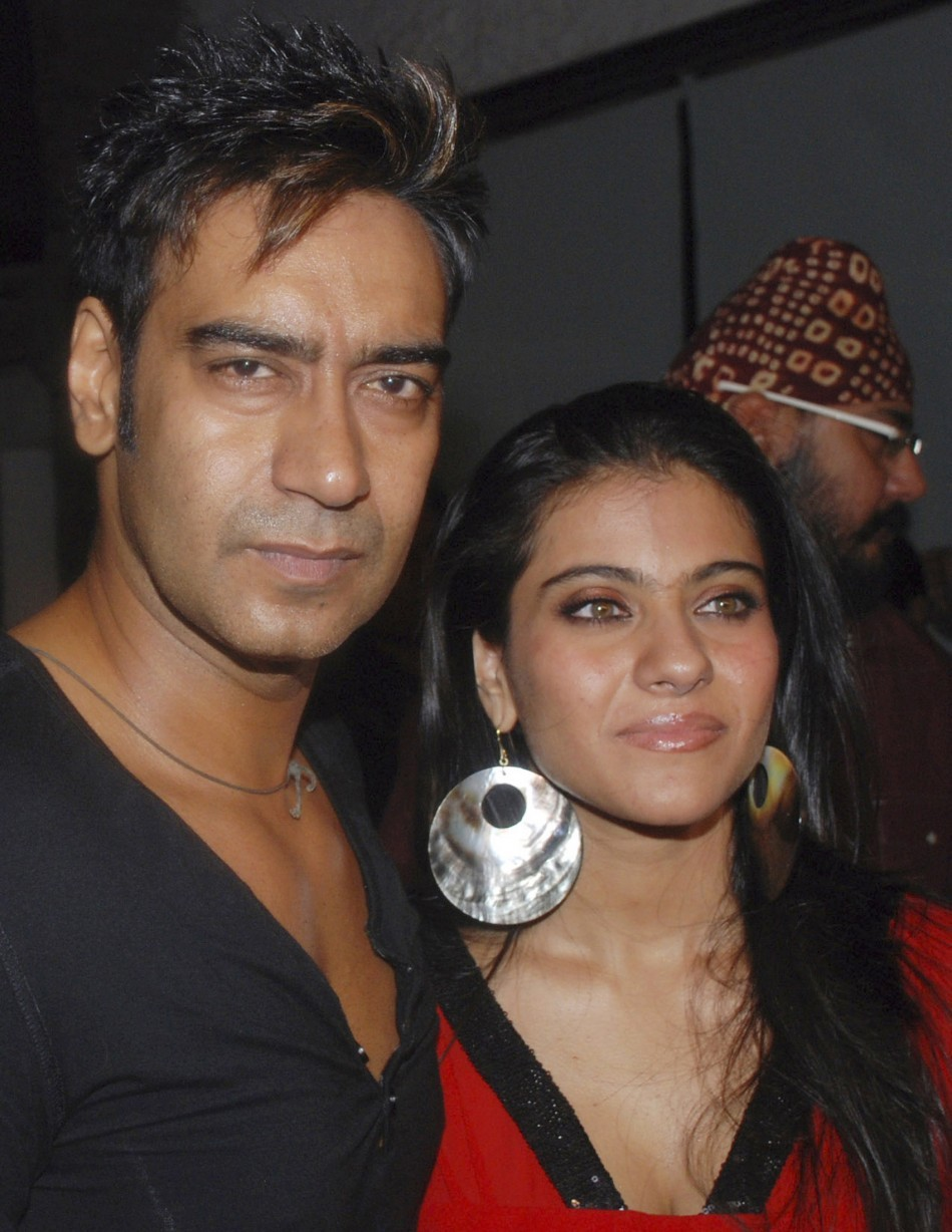 Ajay Devgn,Kajol To Comeback Together On Big Screen Soon