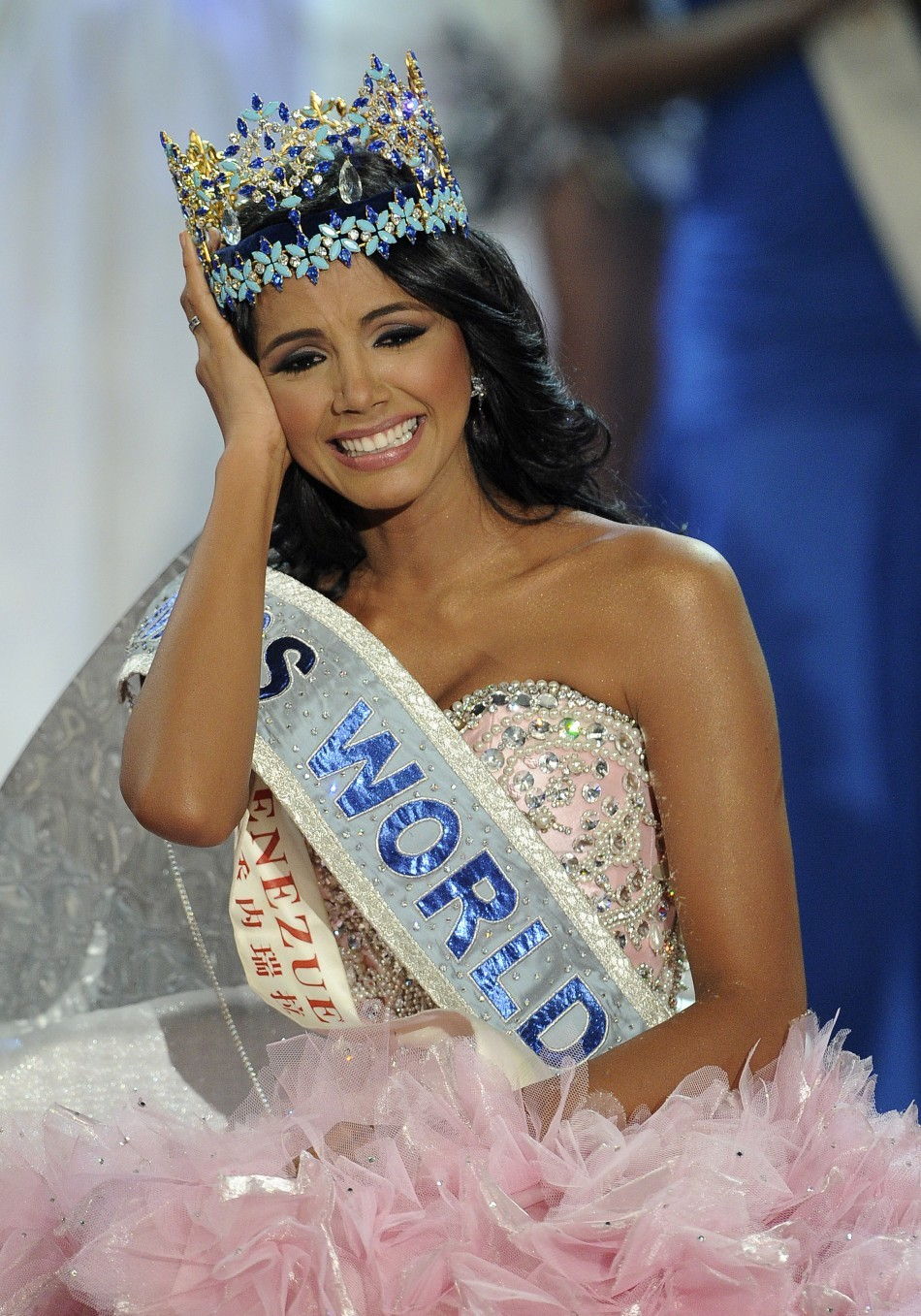 Miss World 2011: Miss Venezuela, Ivian Sarcos Wins the Crown, Full Coverage [PHOTOS]