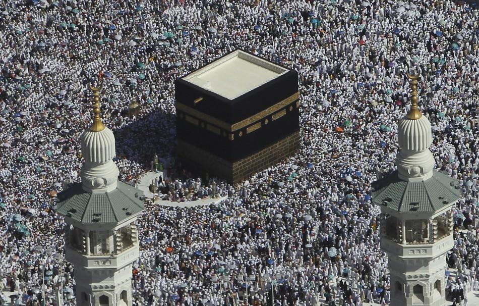 Mecca Hajj 2011