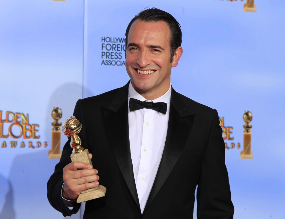 Golden globe awards 2012 and the award goes to photos for Film jean dujardin 007