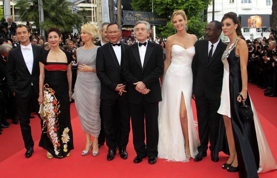 Cast of Midnight in Paris