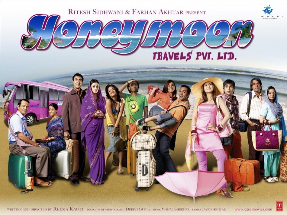 'Honeymoon Travels Pvt. Ltd.'