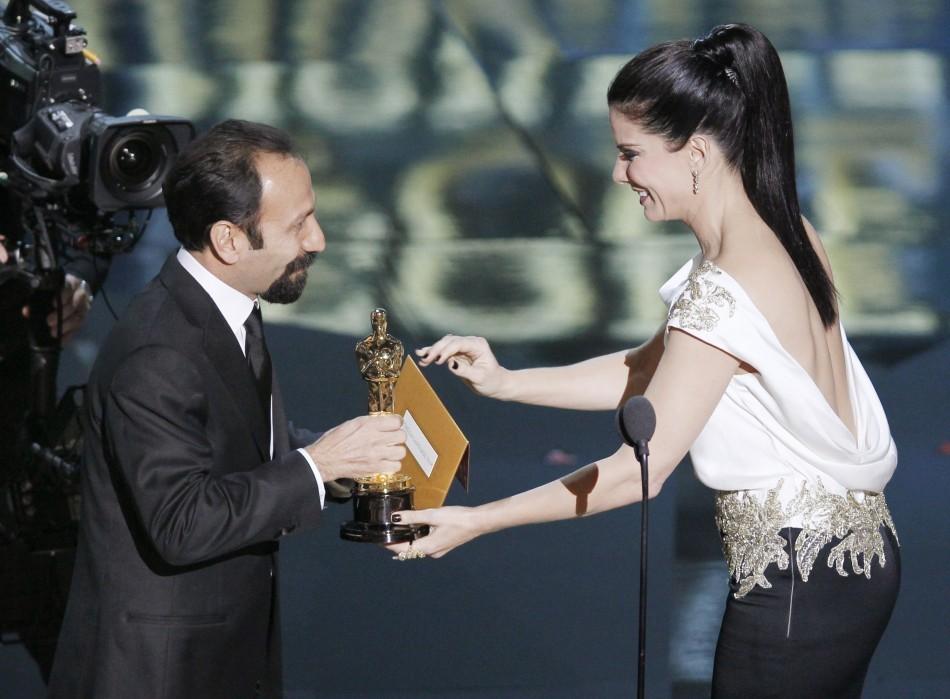 Sandra Bullock, Asghar Farhadi