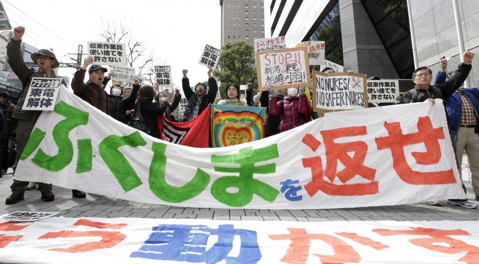 Earthquake Tsunami: Japan Observes First Anniversary (PHOTOS)