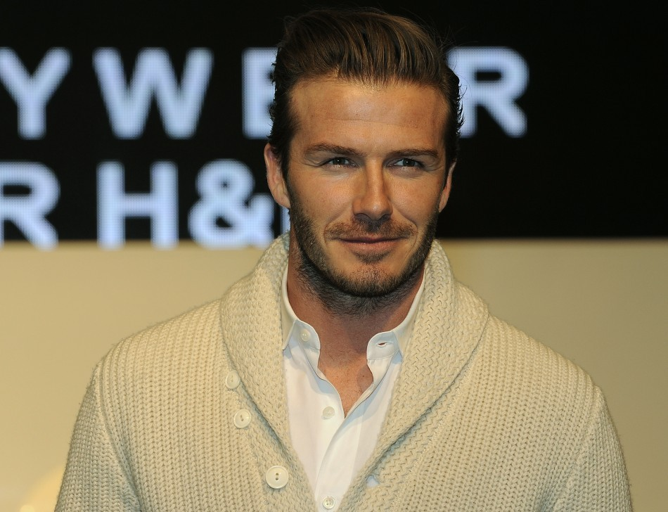 British soccer player David Beckham plans to sell his auto collection to enthusiasts.