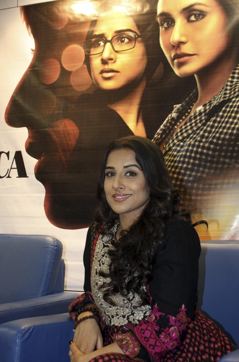Vidya' Journey to Stardom