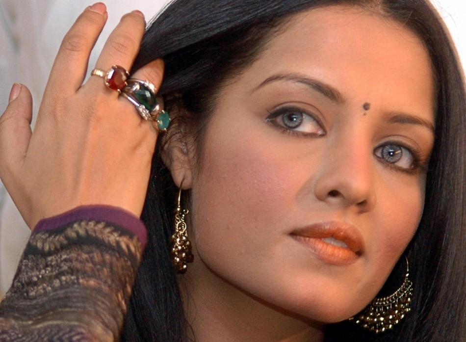 Bollywood actress Celina Jaitley  REUTERS/Pawan Kumar