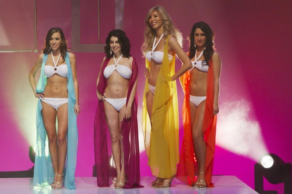 Transgender contestant Jenna Talackova
