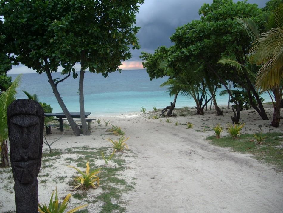 The Lau Archipelago
