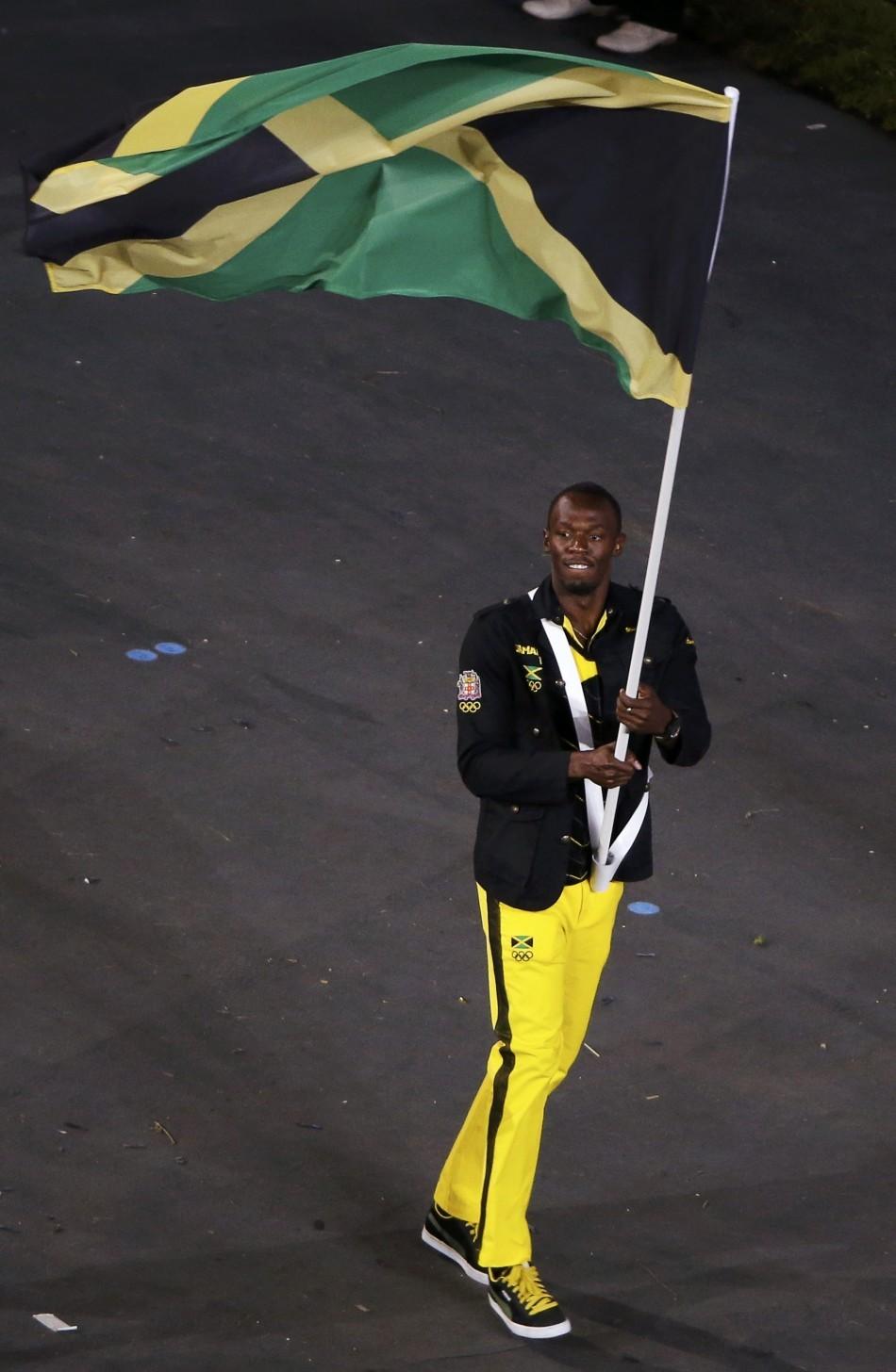 Usain Bolt, London 2012 Olympic