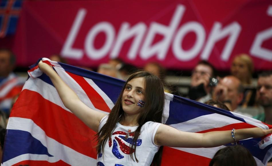 Britain fan