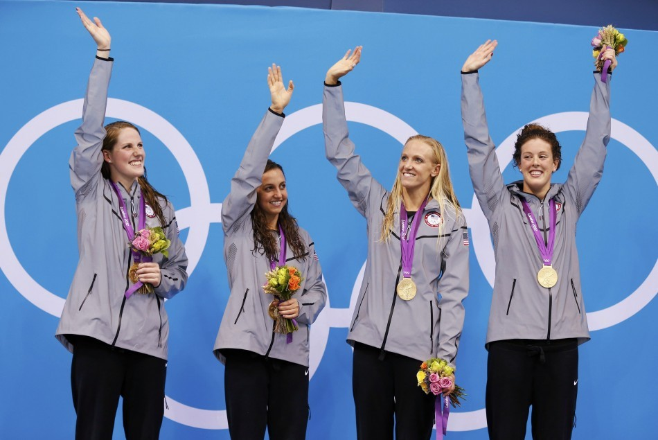 Gold Medal Winners For the U.S. at London Olympics 2012