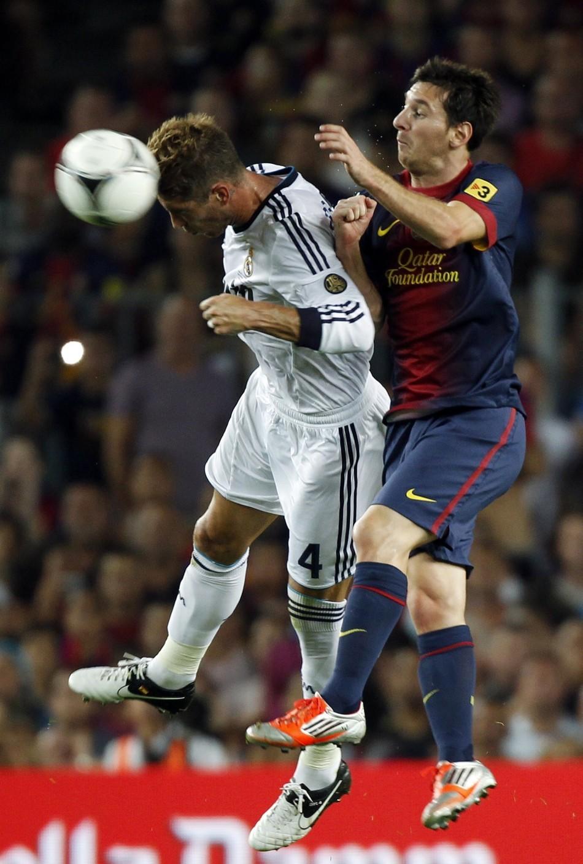 Messi, Ramos