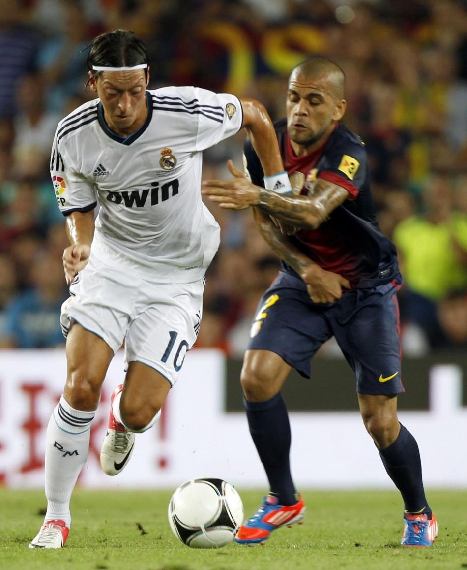 Real Madrid, Barcelona