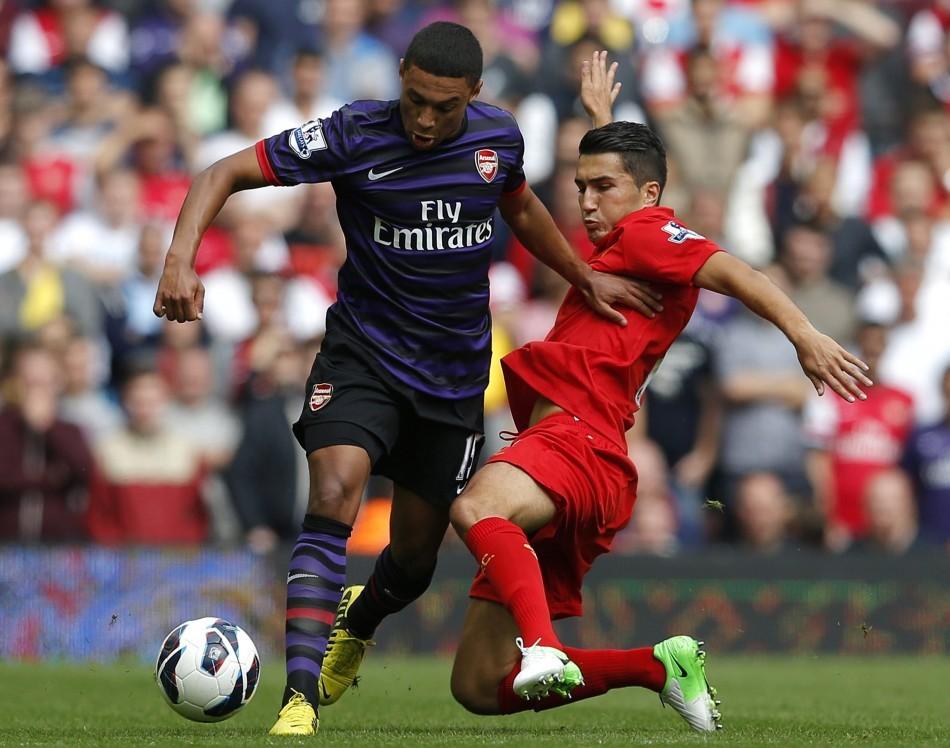 Arsenal, Liverpool