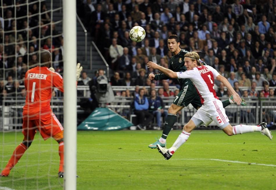 Ajax Amsterdam, Real Madrid