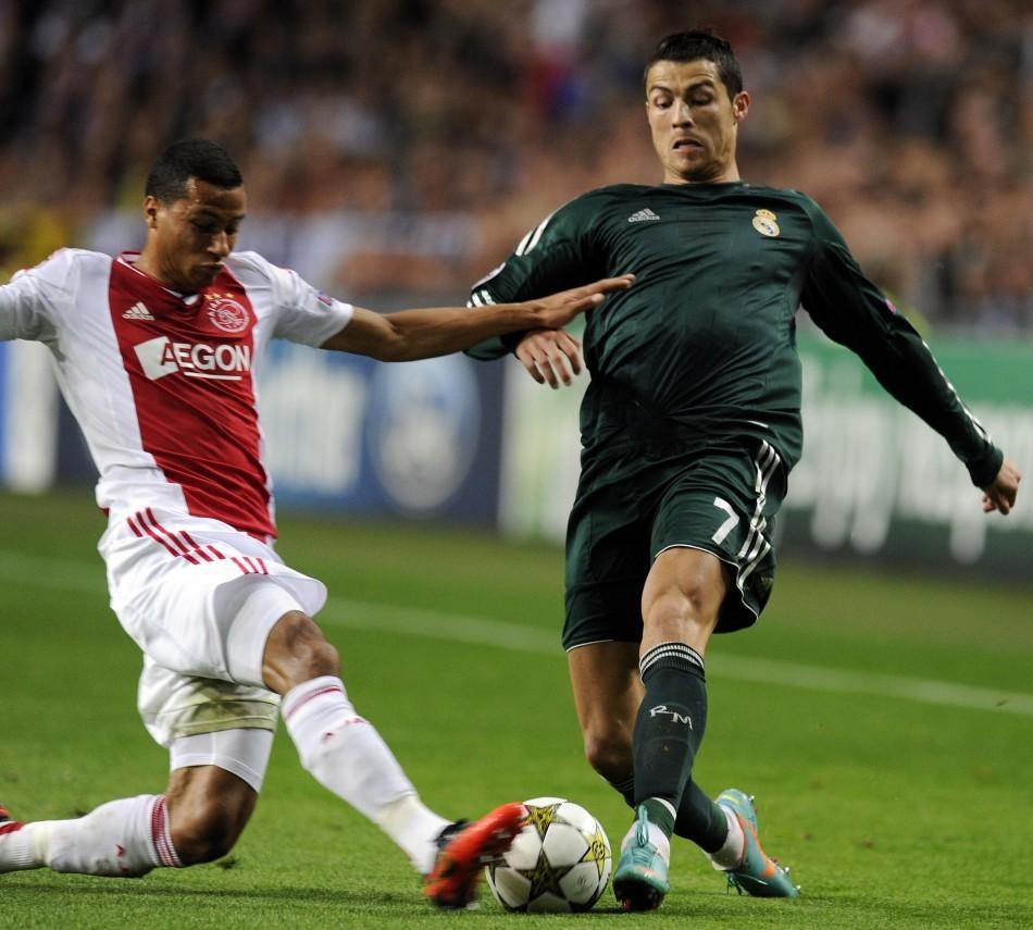 Real Madrid, Ajax Amsterdam