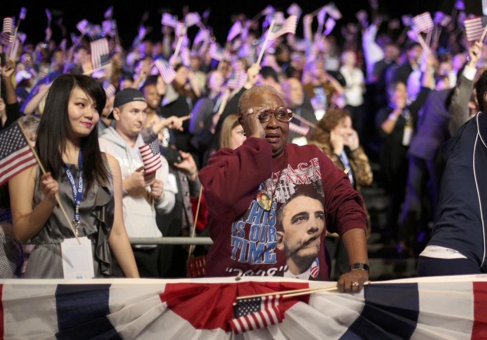 Barack Obama supporters