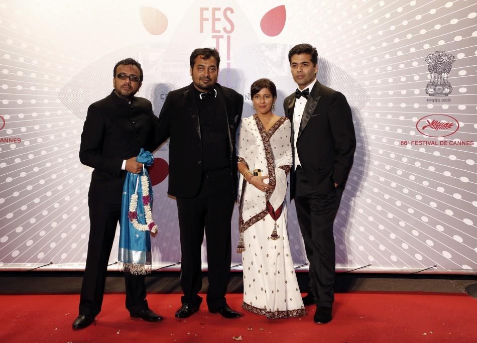 Directors of the film