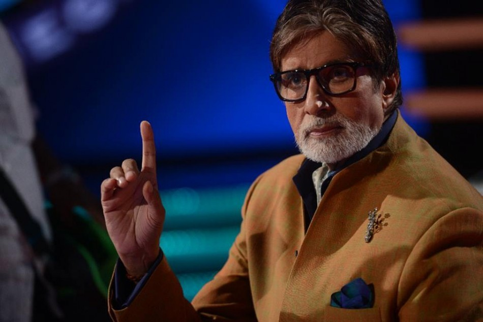 Amitabh Bachchan dons The Quiz Show host role in the hotseat