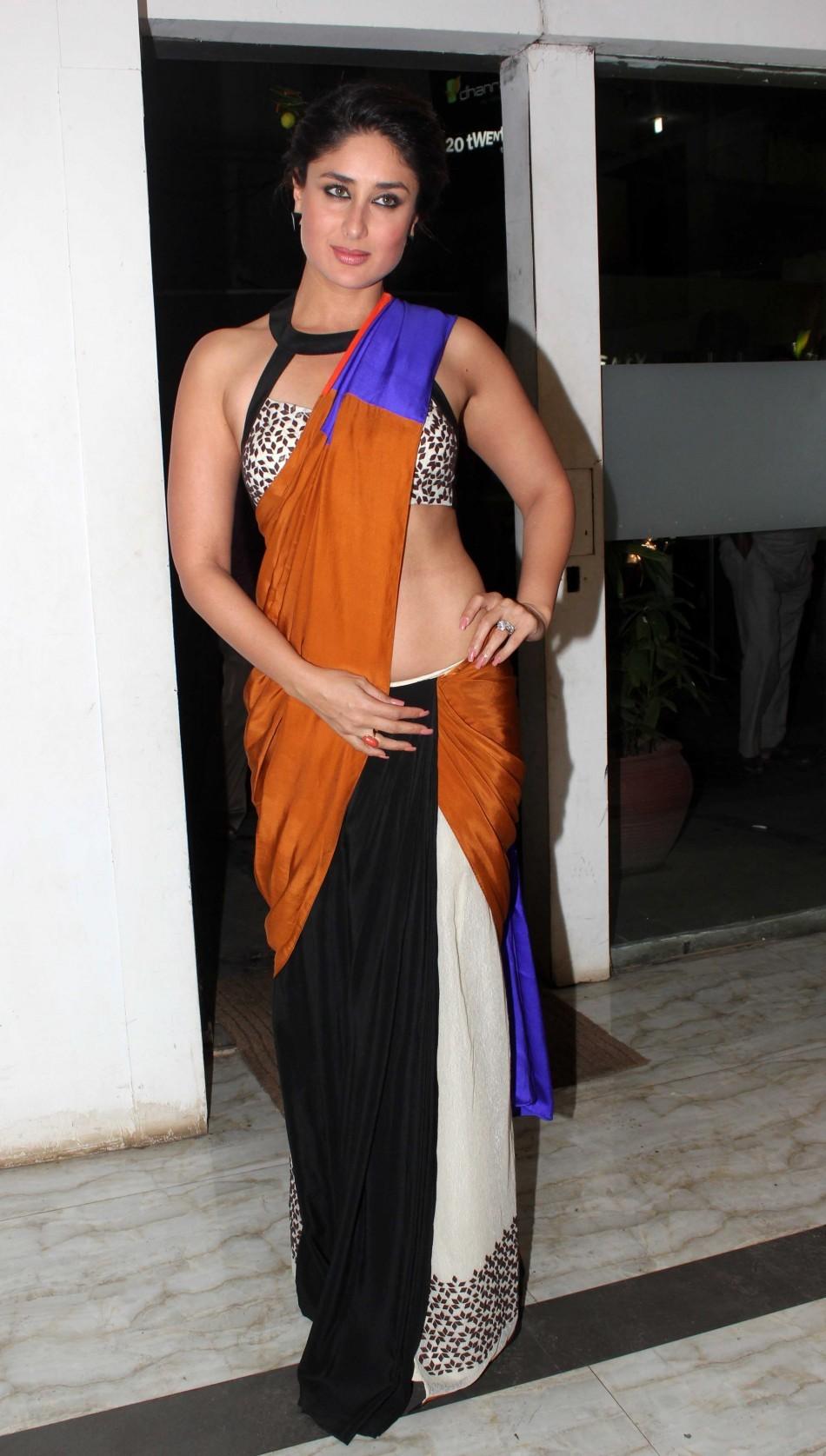 Kareena Kapoor Graces Filmfare Cover In Mini Skirt Looks Glamorous At Magazine Launch Event