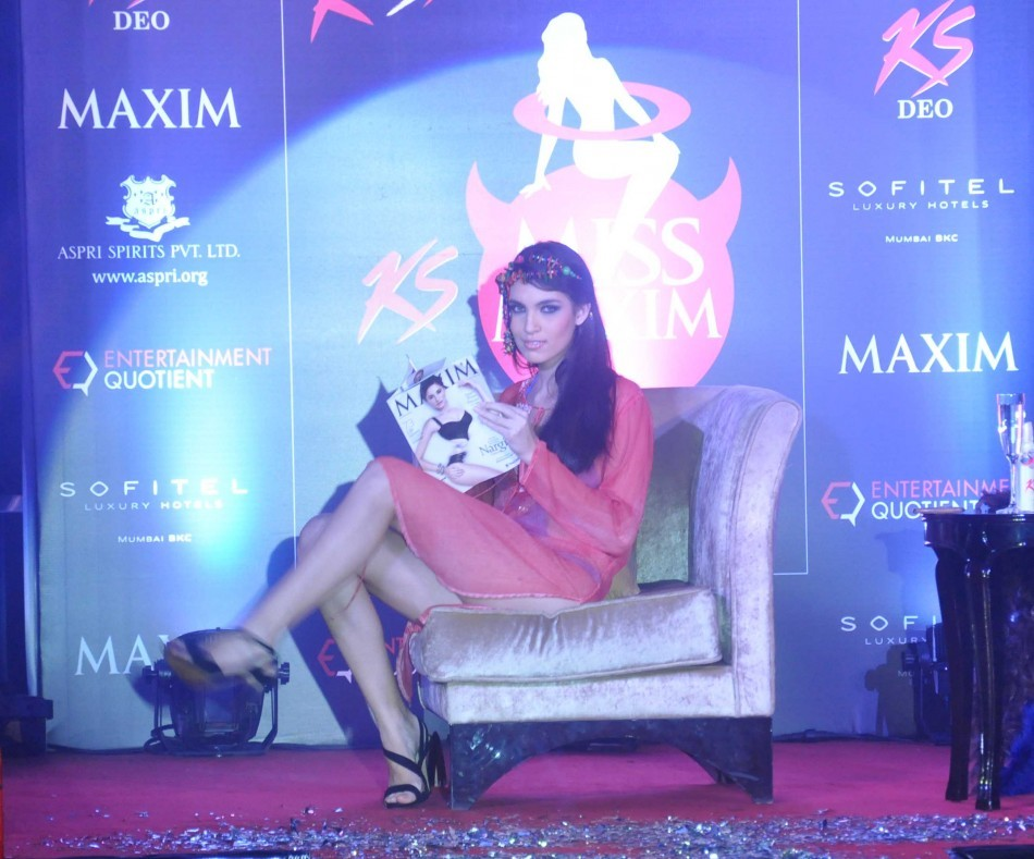 Miss Maxim 2014