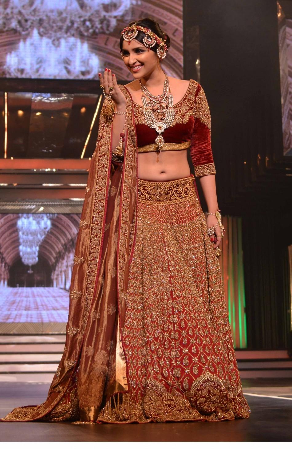 Parineeti Chpora donned a Madhubala look (varinder chawla)