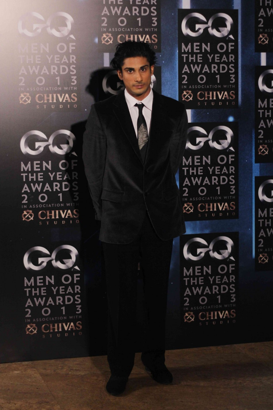 GQ Men of the Year Award 2013