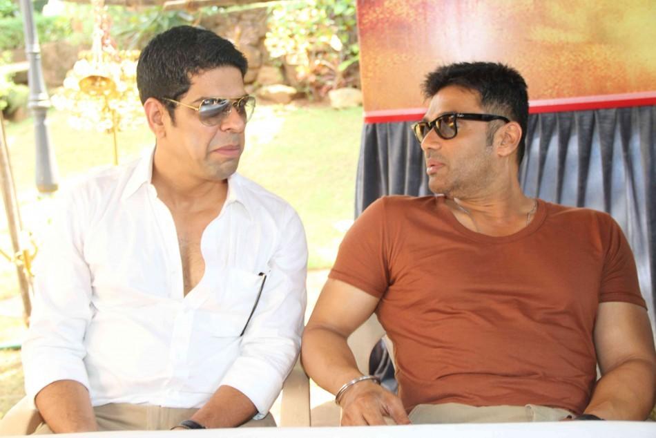 Suniel Shetty, Murli Sharma
