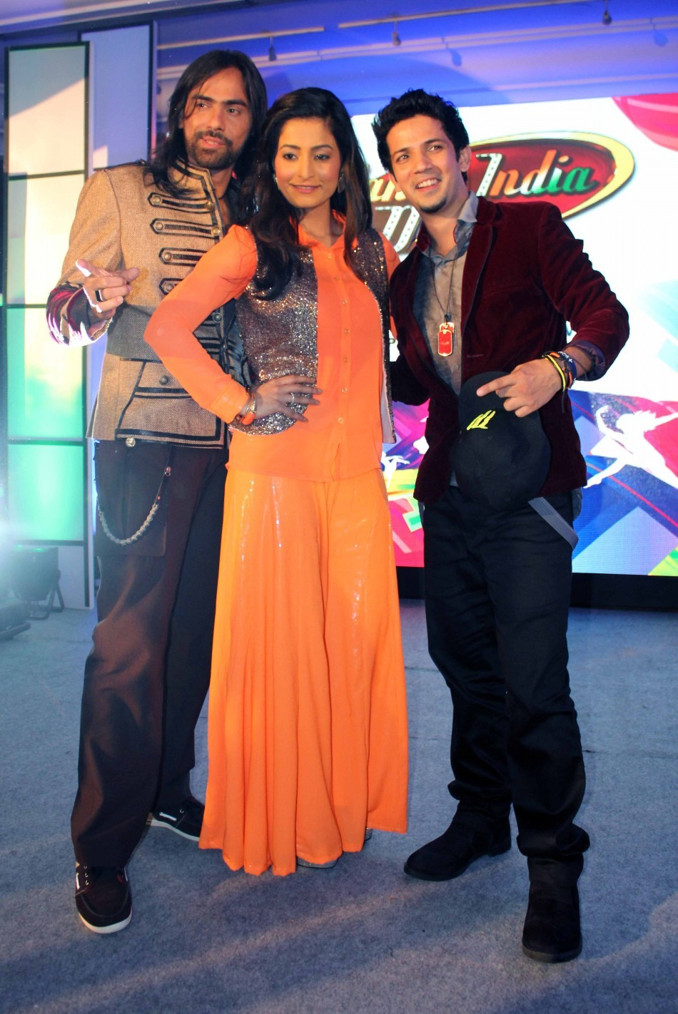 Mudassar Khan,Shruti Merchant, Feroz Khan