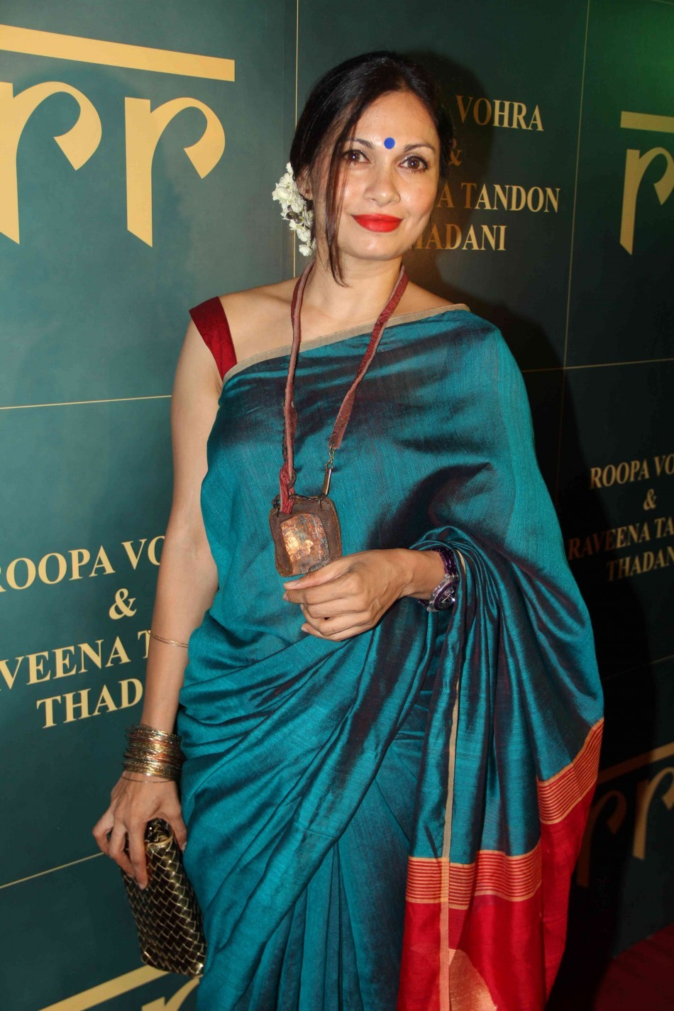 Raveena's jewellery Launch