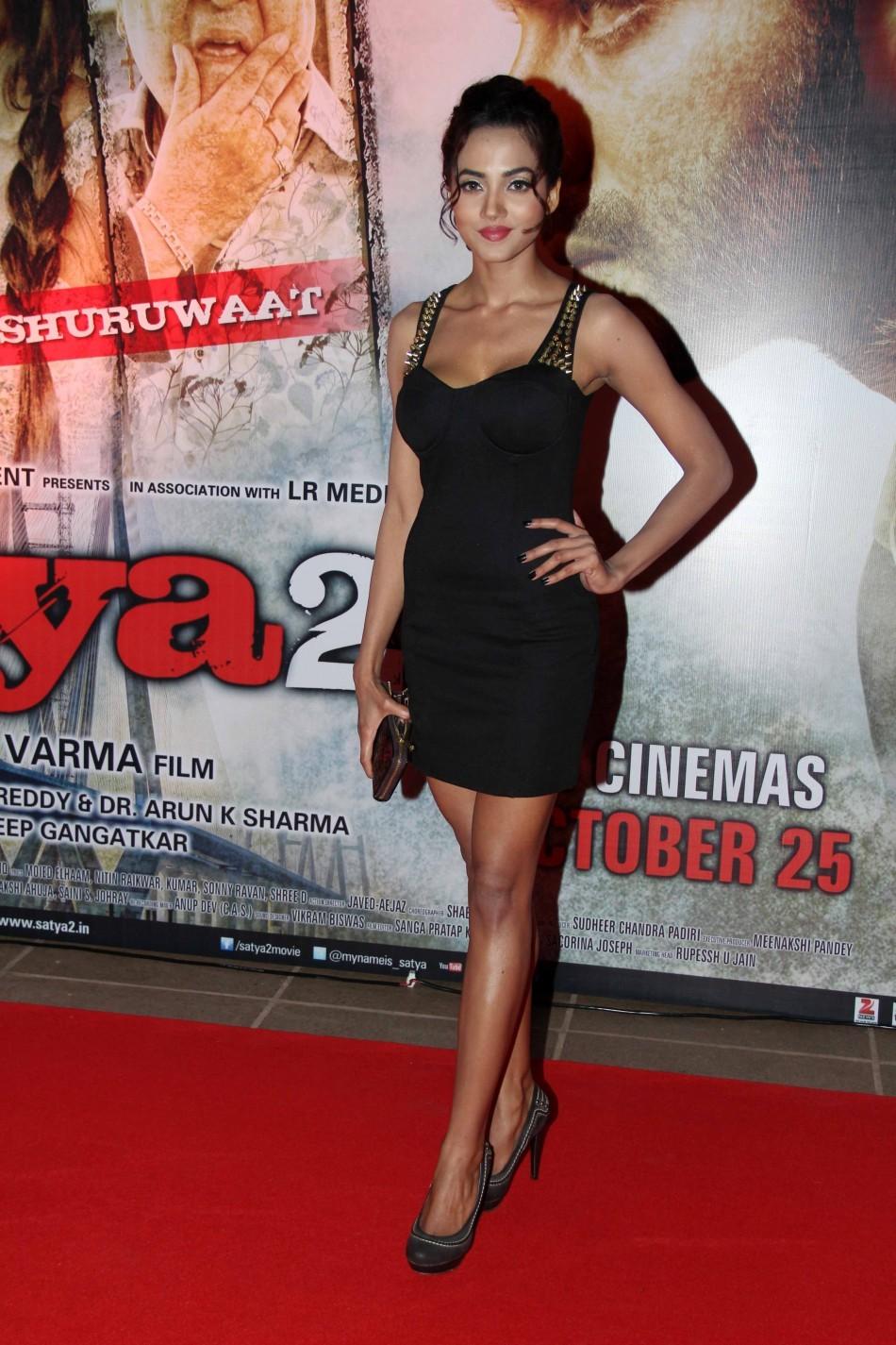 Satya 2 feamle lead Aradhana Gupta