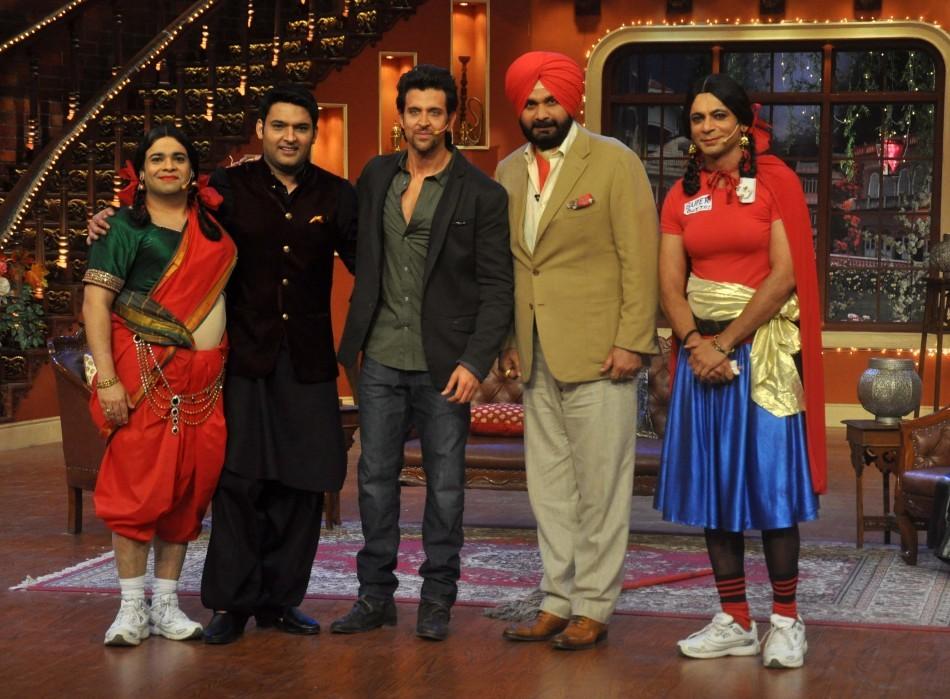 Kapil Sharma With His Original Family