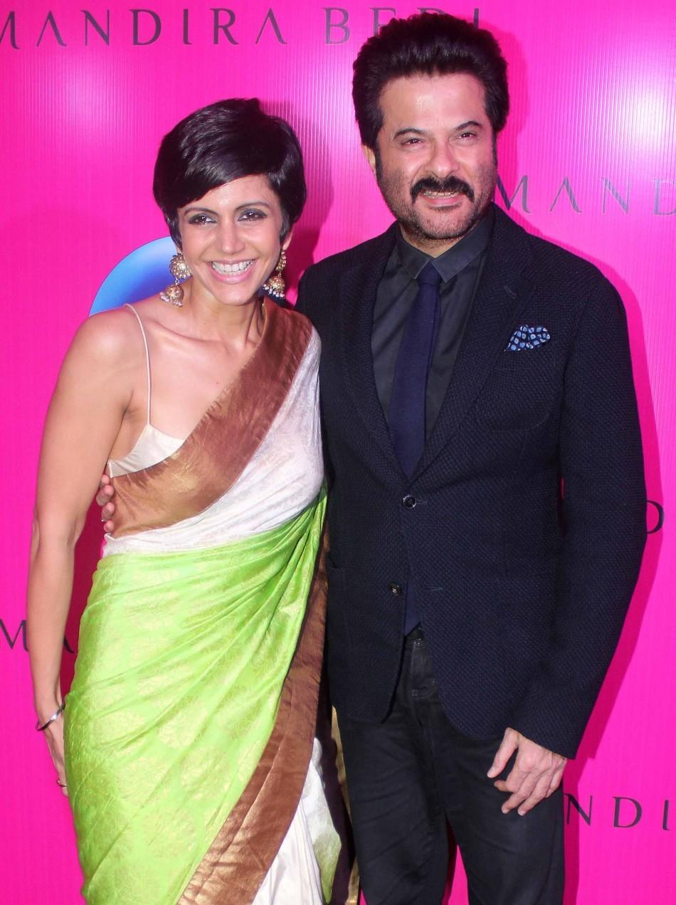 Mandira Bedi, Anil Kapoor